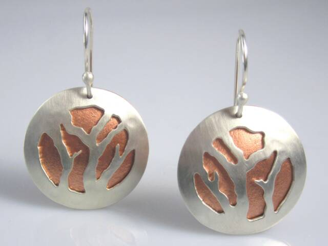 Craggy Dome earrings